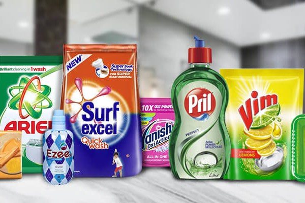 Detergents And Soap